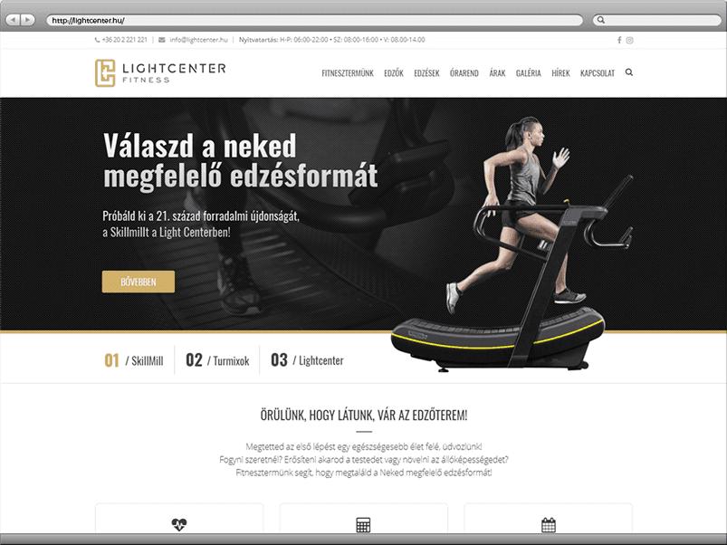 Website & webshop development
